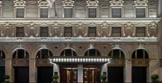 時代廣場派拉蒙飯店 - 纽约 - 建筑