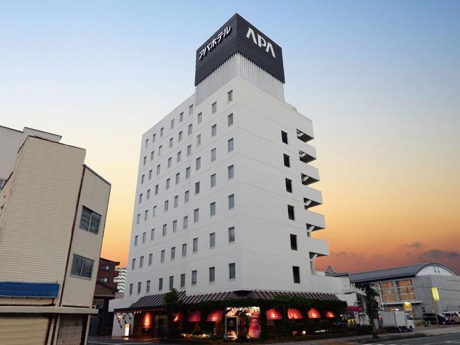 滨松车站南阿帕酒店 - 滨松市 - 建筑