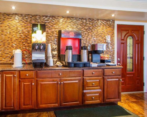 斯考克斯罗德威旅馆 - 锡考克斯 - 自助餐
