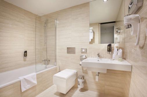 格兰迪尔布拉格酒店 - 布拉格 - 浴室