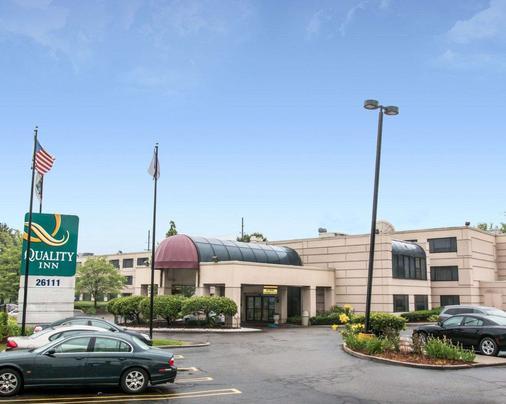 南菲尔德品质酒店 - 南菲尔德 - 建筑
