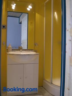 阿斯佩内尔洛维酒店 - 维也纳 - 浴室