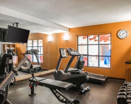 康福特套房酒店 - 巴拿马城/廷德尔 - 巴拿马城 - 健身房