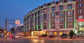 大S酒店 - 伊斯坦布尔 - 建筑