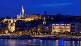 布达佩斯多瑙河诺富特酒店 - 布达佩斯 - 户外景观