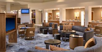 南休斯敦霍比机场万豪酒店 - 休斯顿 - 休息厅