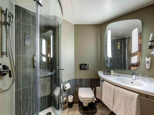 维也纳中央火车站宜必思酒店 - 维也纳 - 浴室