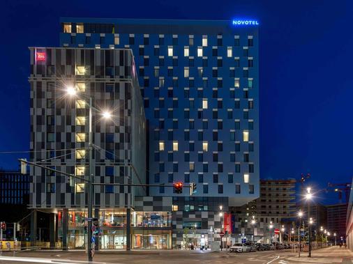 维也纳中央火车站宜必思酒店 - 维也纳 - 建筑