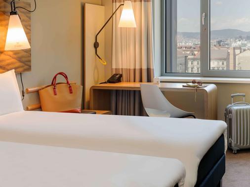 维也纳中央火车站宜必思酒店 - 维也纳 - 睡房