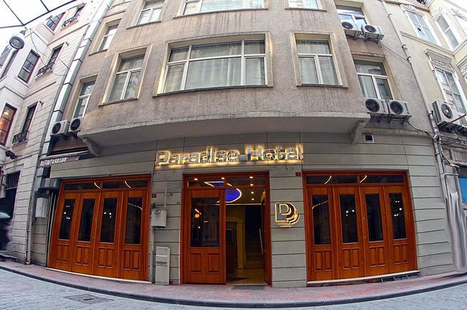 伊斯坦布尔天堂酒店 - 伊斯坦布尔 - 建筑