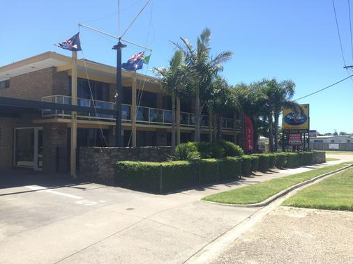 亚伯塔斯曼汽车旅馆和公寓 - 湖区入口 - 建筑