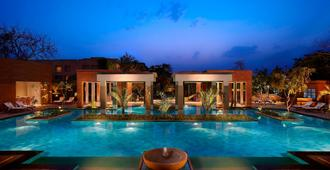 ITC 穆哥哈酒店 - 豪华精选度假村及水疗中心 - 亚格拉 - 阿格拉 - 游泳池