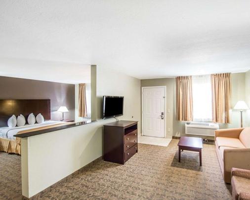 公园旁品质酒店 - 基西米 - 客厅