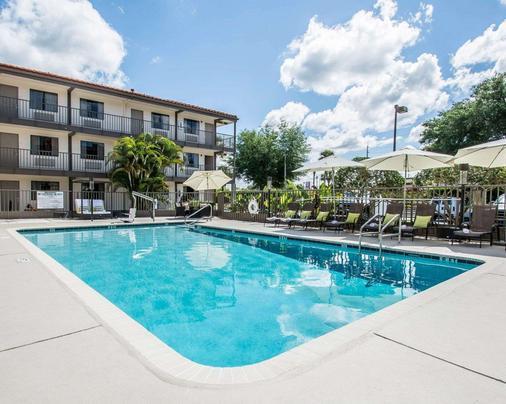 公园旁品质酒店 - 基西米 - 游泳池
