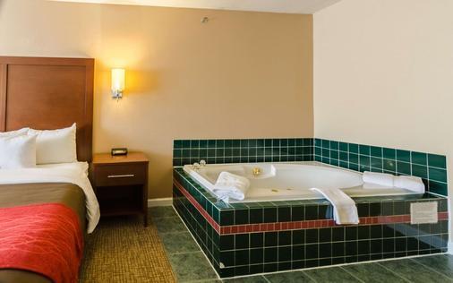 威斯维尔康福特茵酒店 - 威斯维尔 - 浴室
