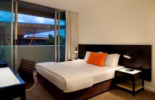 珀斯阿迪纳公寓酒店 - 珀斯 - 睡房