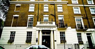伦敦亚历山德拉酒店 - 伦敦 - 建筑