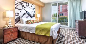 沃尔德玛克维多利亚度假酒店 - 维多利亚 - 睡房