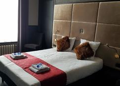 工业酒店 - 鲁汶 - 睡房