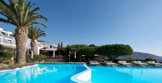 圣尼古拉斯湾度假别墅酒店 - 圣尼古拉斯(克里特岛) - 游泳池