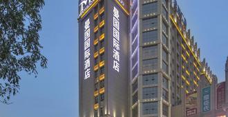 广州曼国国际大酒店 - 广州 - 建筑