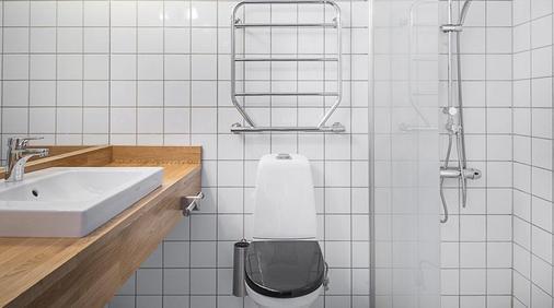 优质酒店11 - 哥德堡 - 浴室