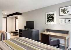 盖特林堡丽怡酒店 - 加特林堡 - 睡房