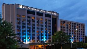 纳什维尔千禧麦斯威尔之家酒店 - 纳什维尔 - 建筑