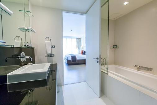 奥克伍德素坤逸24酒店 - 曼谷 - 浴室