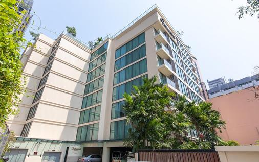 奥克伍德素坤逸24酒店 - 曼谷 - 建筑