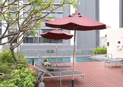 奥克伍德素坤逸24酒店 - 曼谷 - 游泳池