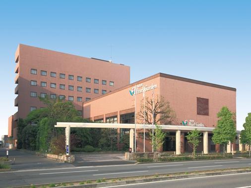 珍珠花园酒店 - 高松市 - 建筑