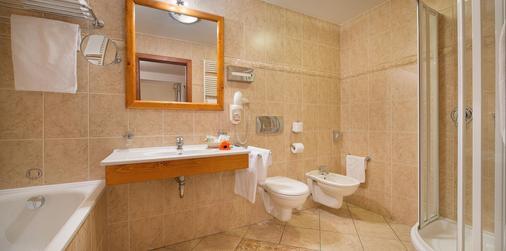 康斯坦斯精品酒店 - 布拉格 - 浴室