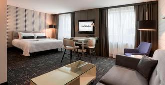 达拉斯格拉瑞亚艾美酒店 - 达拉斯 - 睡房