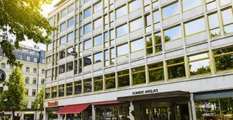 斯堪迪克安格莱斯酒店 - 斯德哥尔摩 - 建筑