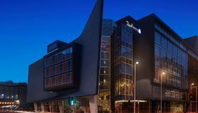 丽笙蓝光酒店-格拉斯哥 - 格拉斯哥 - 建筑