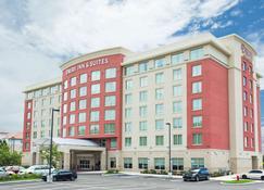 梅尔斯堡I-75和墨西哥湾岸区市中心德鲁里套房酒店 - 迈尔斯堡 - 建筑
