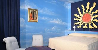 贝斯特韦斯特亚比塔特酒店 - 罗马 - 露台