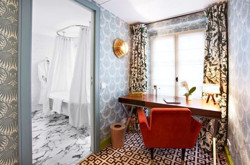 图米厄酒店 - 巴黎 - 餐厅