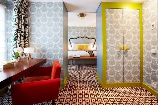 图米厄酒店 - 巴黎 - 浴室