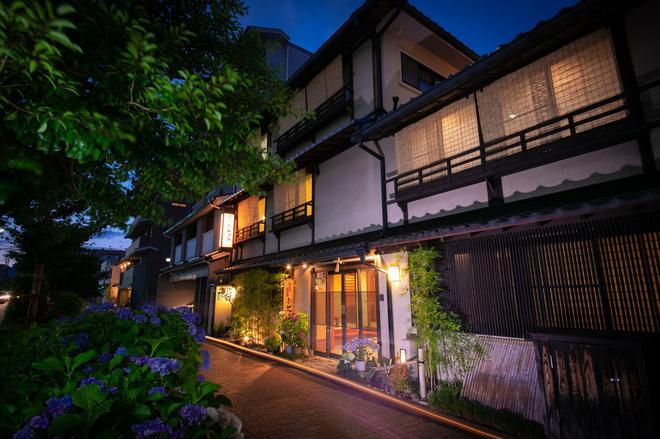 花坊旅馆 - 京都 - 建筑