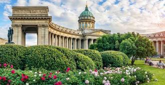 雅高酒店 - 宜必思圣彼得堡中心酒店 - 圣彼德堡 - 户外景观