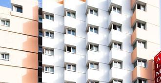 卡萨布兰卡市中心阿尔摩哈德阿特拉斯酒店 - 卡萨布兰卡 - 建筑