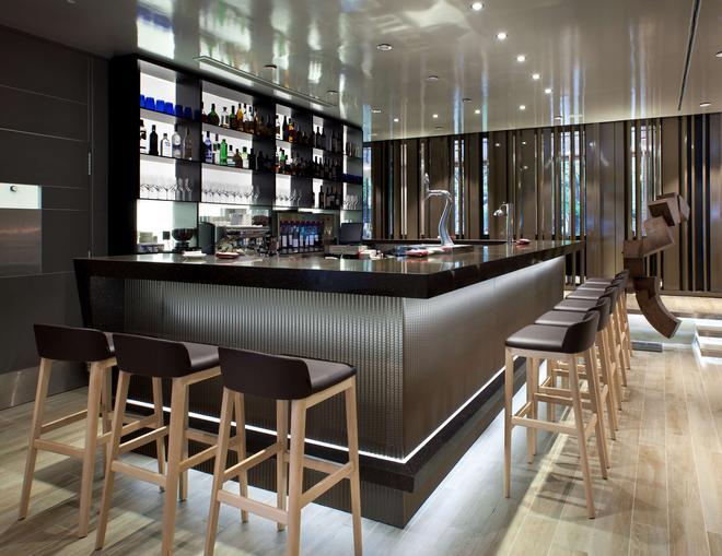 圣塞巴斯蒂安阿兰扎祖nh典藏酒店 - 圣塞瓦斯蒂安 - 酒吧