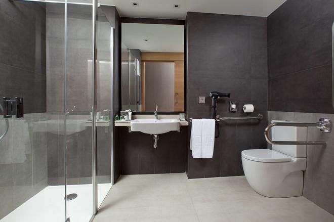 圣塞巴斯蒂安阿兰扎祖nh典藏酒店 - 圣塞瓦斯蒂安 - 浴室