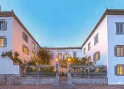 海杜尔萨酒店 - 伊兹拉 - 建筑
