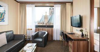 杜塞尔多夫德拉格生活酒店 - 杜塞尔多夫 - 大厅