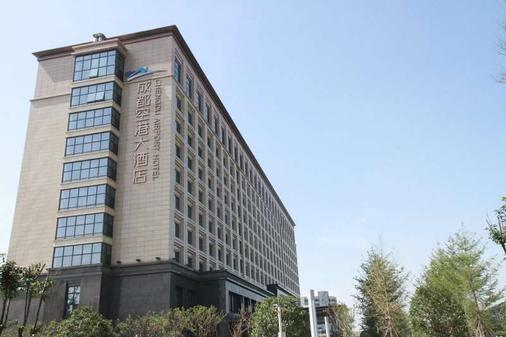 成都空港大酒店 - 成都 - 建筑