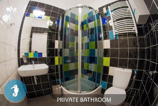 亚特兰蒂斯旅馆 - 克拉科夫 - 浴室
