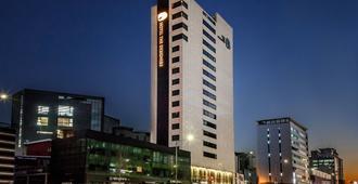 弘大设计师酒店 - 首尔 - 睡房